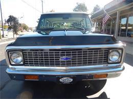 1972 Chevrolet Blazer (CC-1274433) for sale in Clarkston, Michigan