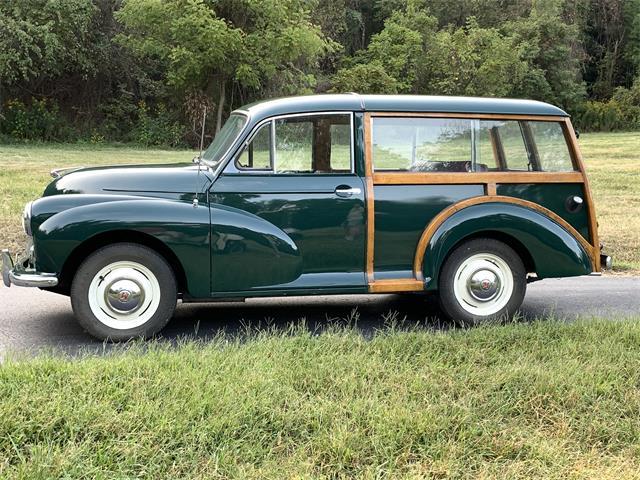 1957 Morris Minor Traveler Woodie (CC-1274436) for sale in GREENWOOD, Virginia