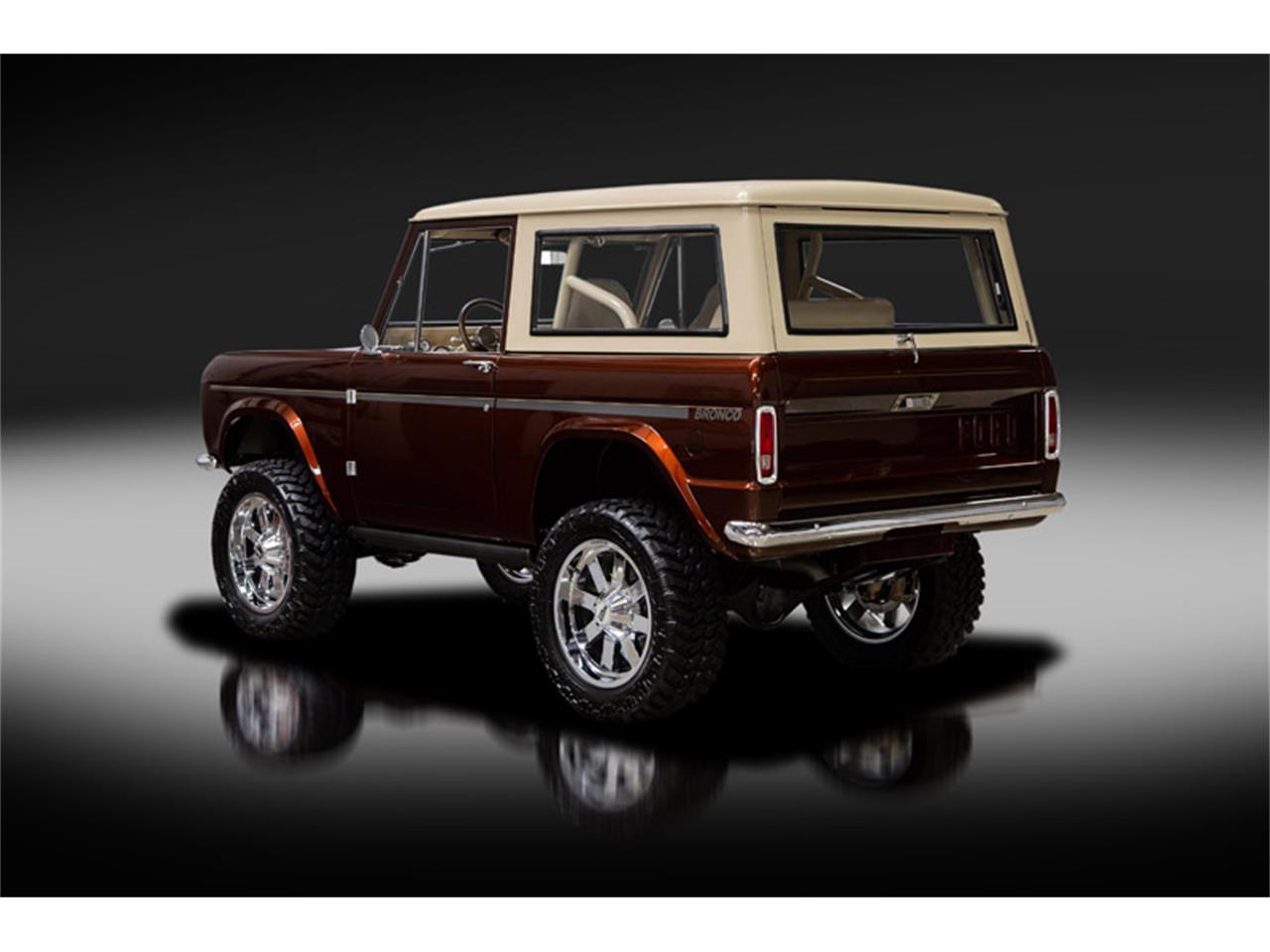 1977 Ford Bronco (CC-1274440) for sale in Seekonk, Massachusetts
