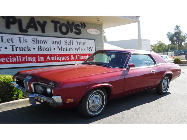 1970 Mercury Cougar (CC-1274452) for sale in Redlands, California