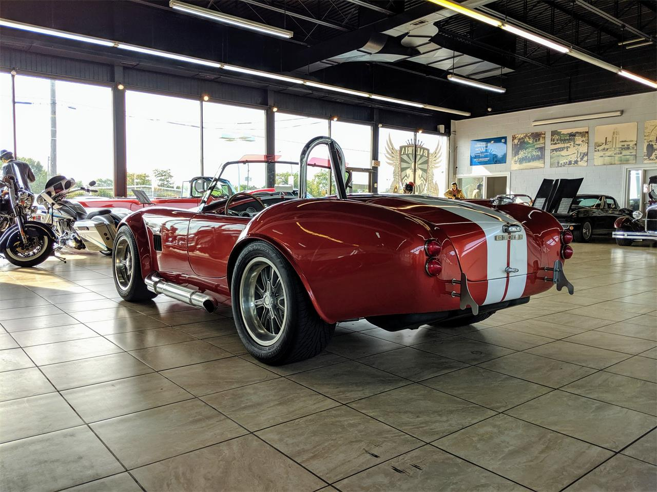 1965 Shelby Cobra Replica (CC-1274458) for sale in Saint Charles, Illinois