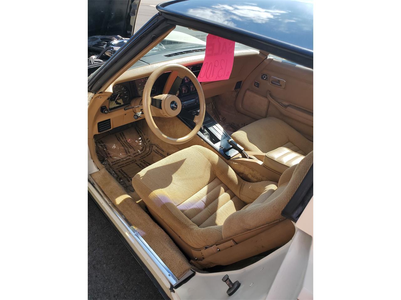 1981 Chevrolet Corvette (CC-1270446) for sale in Canton, Ohio