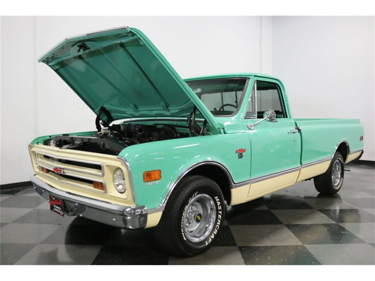1968 Chevrolet C10 (CC-1274465) for sale in Ft Worth, Texas