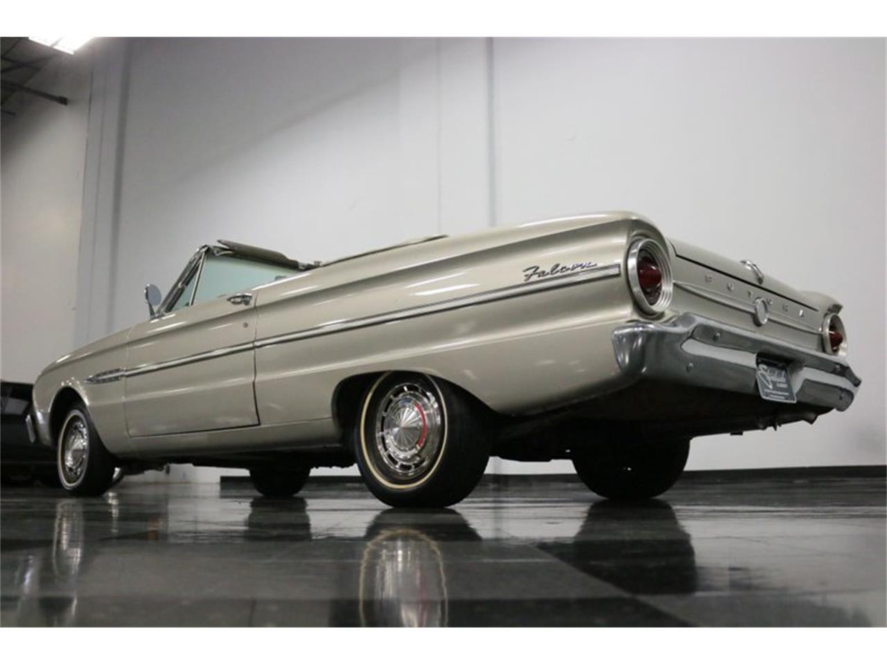 1963 Ford Falcon (CC-1274469) for sale in Ft Worth, Texas