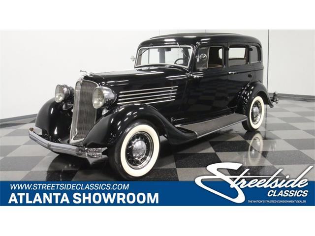 1934 Chrysler Sedan (CC-1274474) for sale in Lithia Springs, Georgia