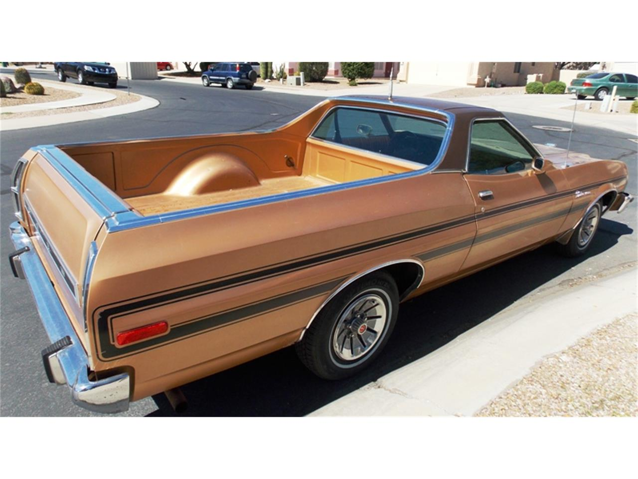1976 Ford Ranchero 500 (CC-1270448) for sale in Tucson, AZ - Arizona