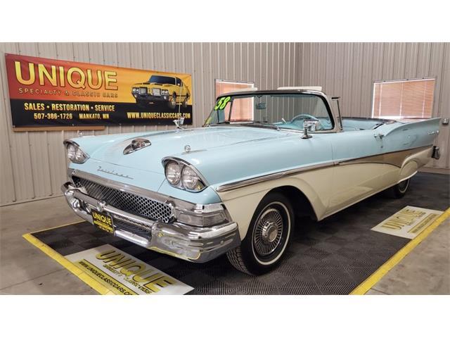 1958 Ford Fairlane (CC-1274500) for sale in Mankato, Minnesota