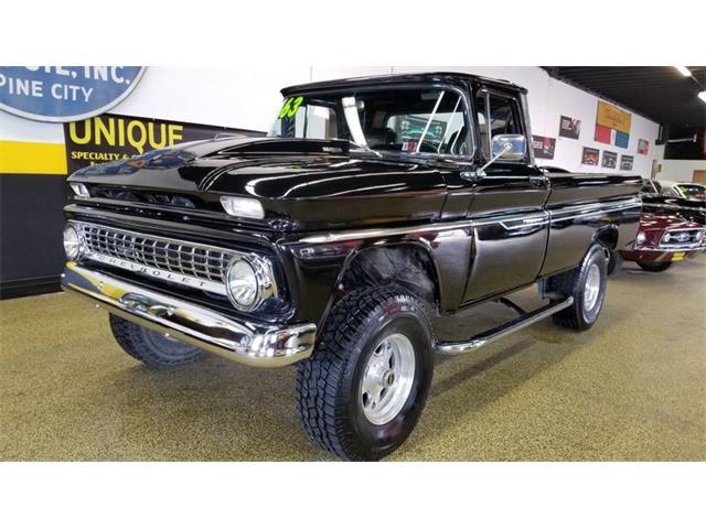 1963 Chevrolet K-10 (CC-1274502) for sale in Mankato, Minnesota