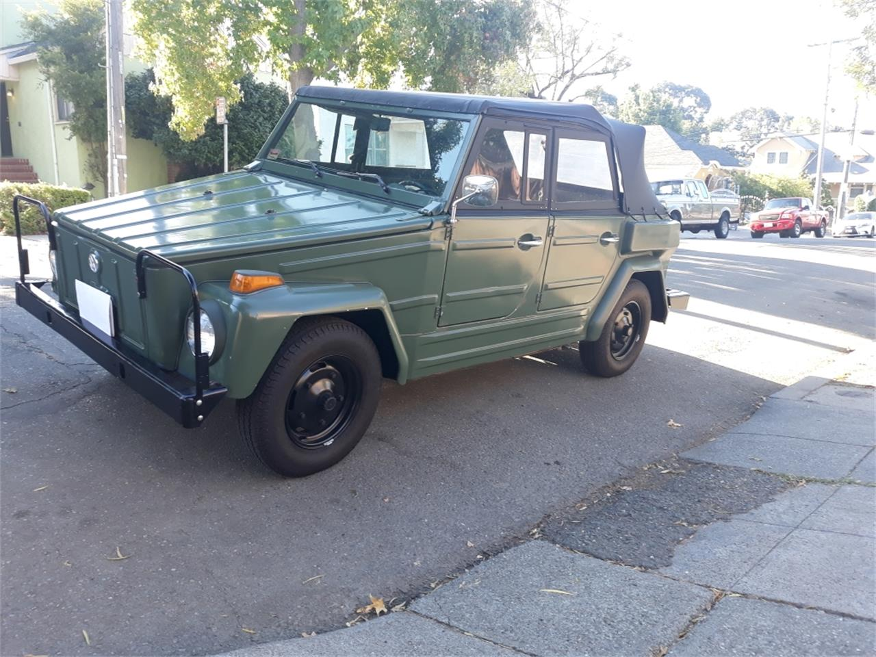 for sale 1974 volkswagen thing in oakland, california cars - oakland, ca at geebo