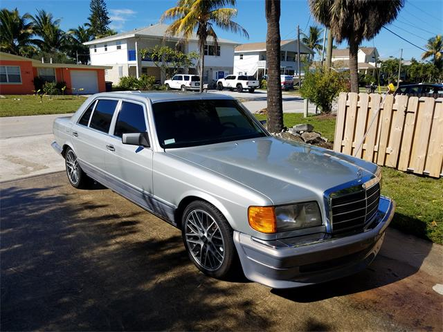 1983 Mercedes-Benz 380SEL (CC-1270456) for sale in Fort Pierce, Florida