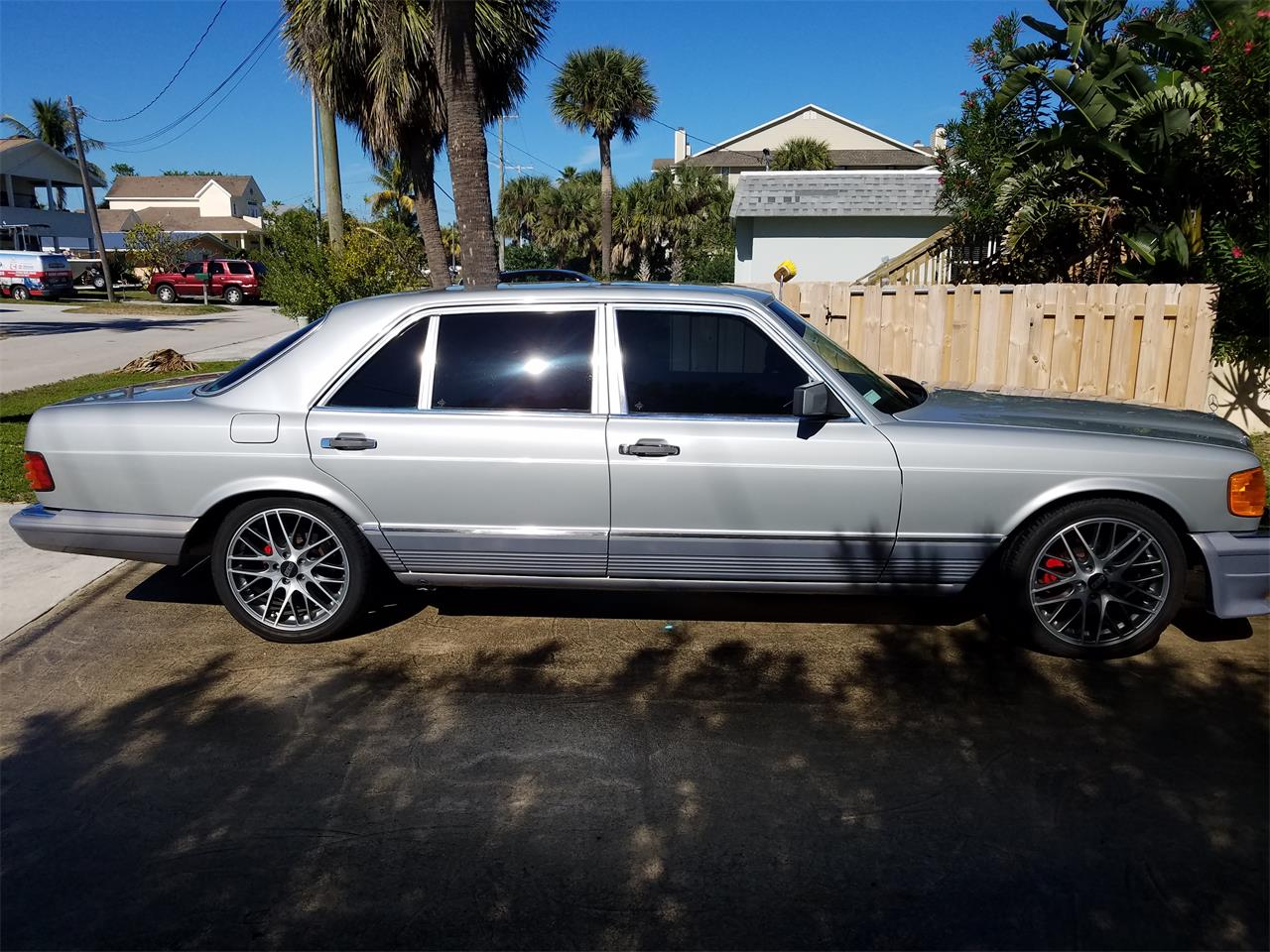 1983 Mercedes-Benz 380SEL for Sale | ClassicCars.com | CC ...