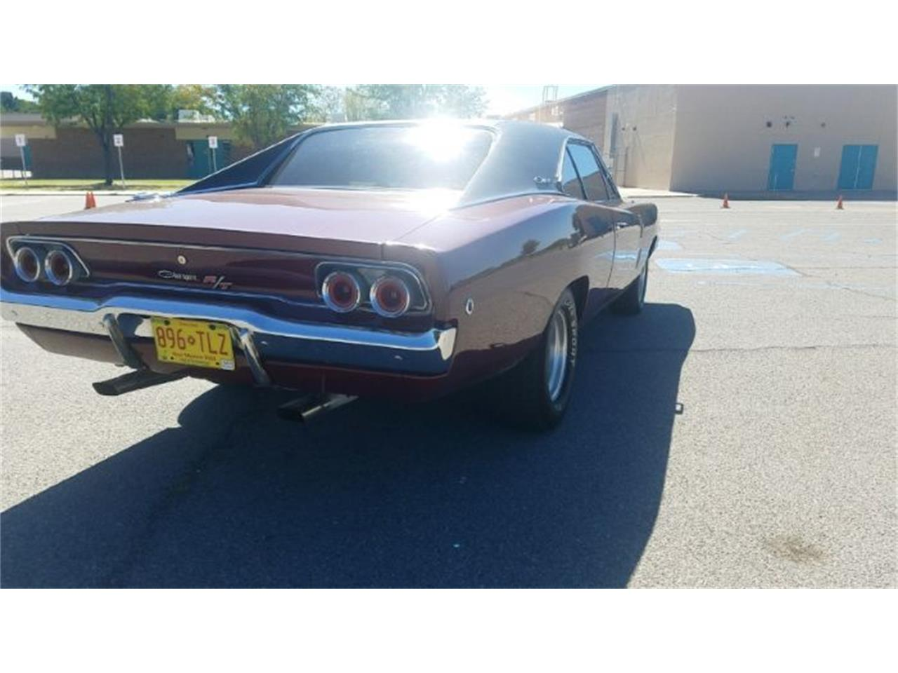 1968 Dodge Charger (CC-1274584) for sale in Cadillac, Michigan