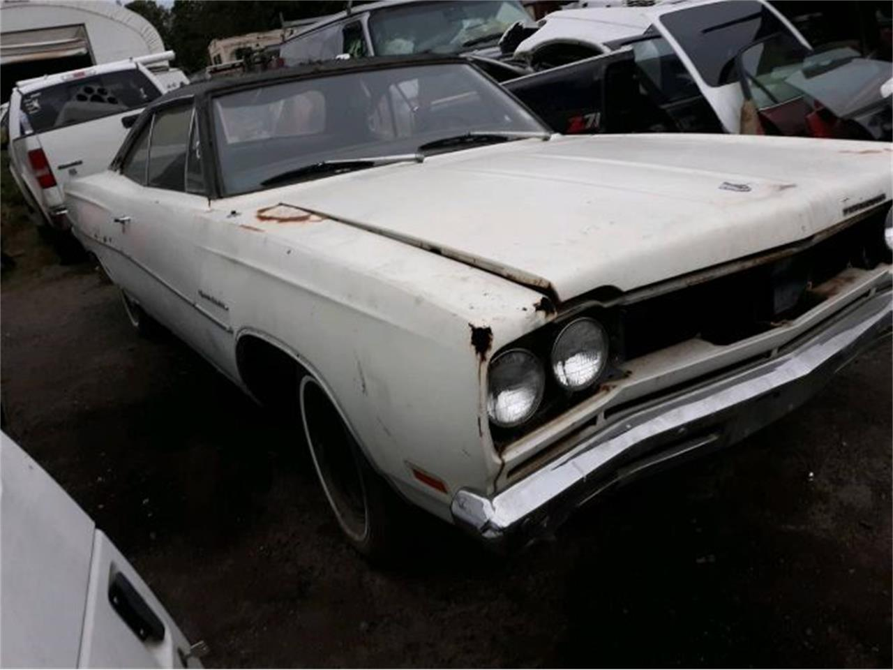 1969 Plymouth Satellite (CC-1274591) for sale in Cadillac, Michigan