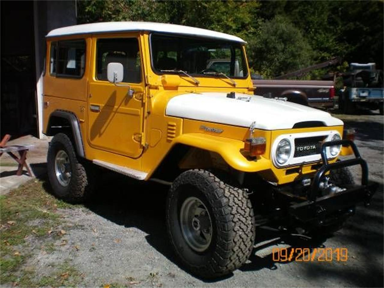 1978 Toyota Land Cruiser FJ (CC-1274593) for sale in Cadillac, Michigan