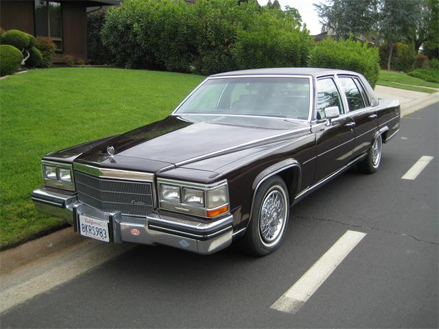 1985 Cadillac Fleetwood Brougham d'Elegance (CC-1270046) for sale in Ranch Murieta, California