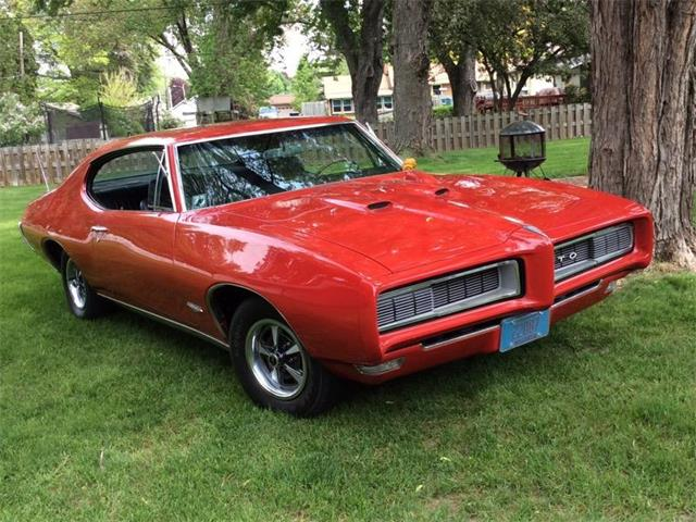 1968 Pontiac GTO (CC-1270460) for sale in Janesville, Wisconsin