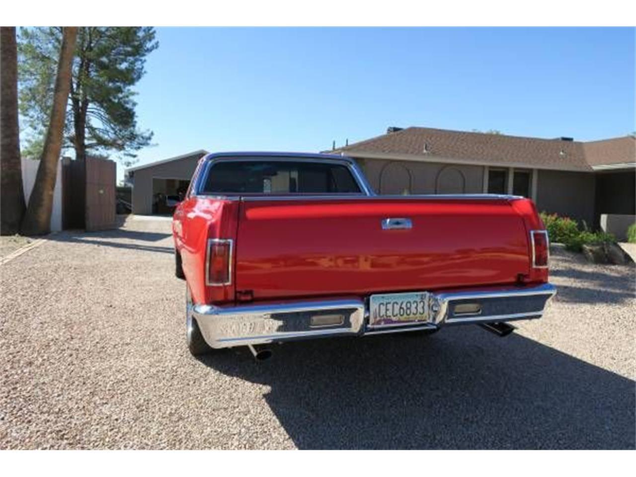 1965 Chevrolet El Camino (CC-1274605) for sale in Cadillac, Michigan