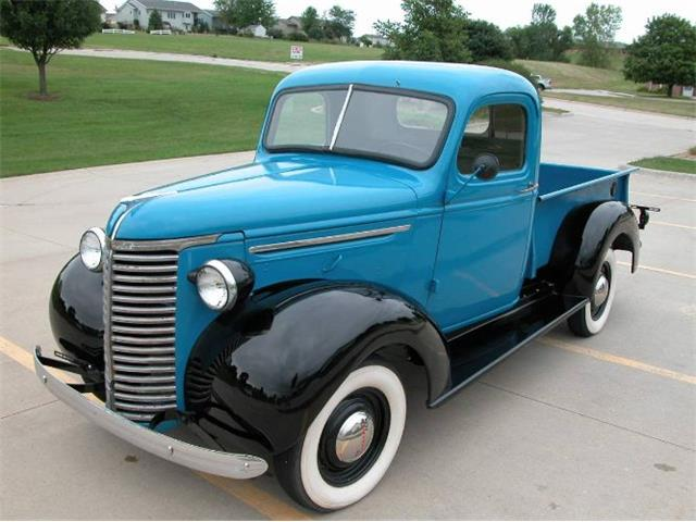 1939 Chevrolet Pickup (CC-1274606) for sale in Cadillac, Michigan