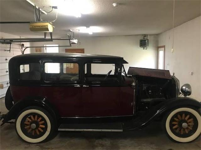 1929 Dodge Sedan (CC-1274608) for sale in Cadillac, Michigan