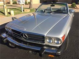 1981 Mercedes-Benz 380SL (CC-1274612) for sale in Cadillac, Michigan