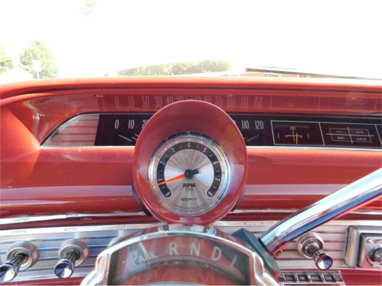 1963 Chevrolet Impala (CC-1274630) for sale in Cadillac, Michigan