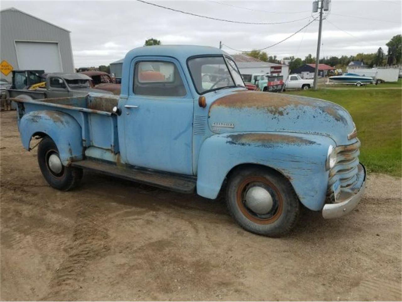 1950 Chevrolet Pickup (CC-1274632) for sale in Cadillac, Michigan
