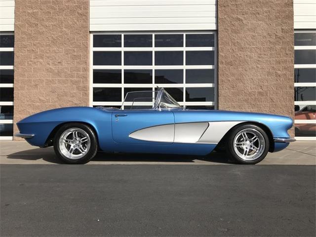1961 Chevrolet Corvette (CC-1274644) for sale in Henderson, Nevada
