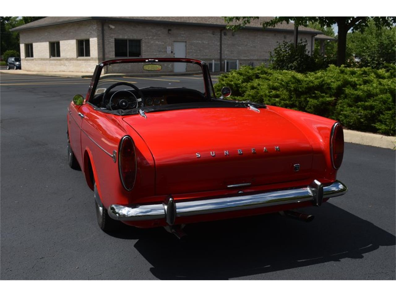 1967 Sunbeam Tiger (CC-1274648) for sale in Elkhart, Indiana