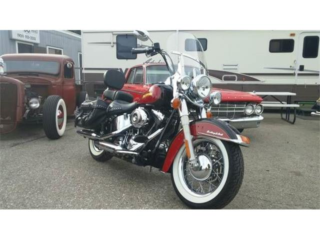 2010 Harley-Davidson Softail (CC-1270466) for sale in Cadillac, Michigan