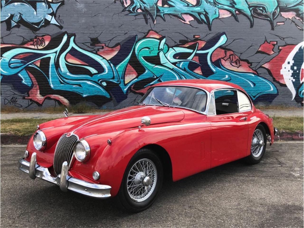 1958 Jaguar XK150 (CC-1274661) for sale in Los Angeles, California