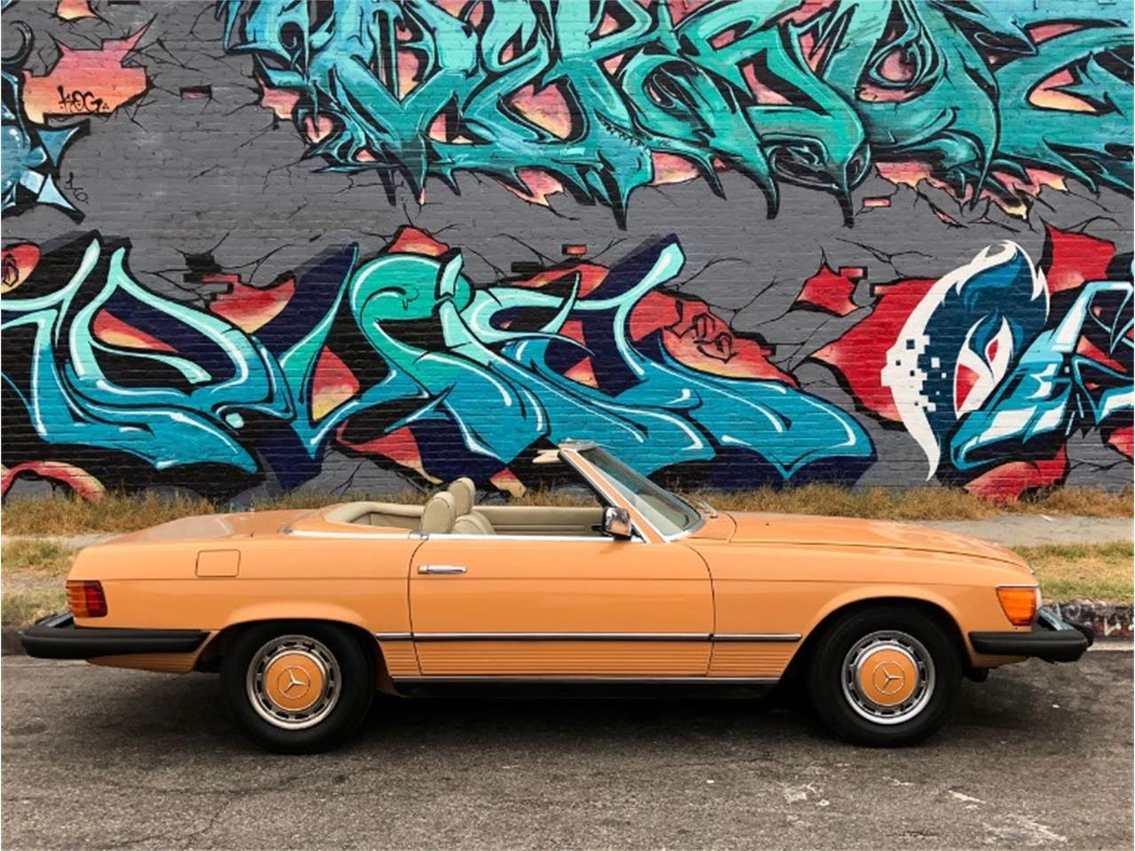 1976 Mercedes-Benz 450SL (CC-1274663) for sale in Los Angeles, California