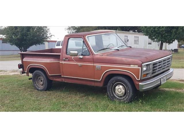 1984 Ford F150 (CC-1274667) for sale in Midlothian, Texas