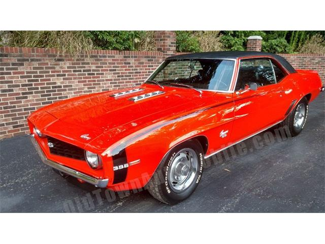 1969 Chevrolet Camaro (CC-1274669) for sale in Huntingtown, Maryland