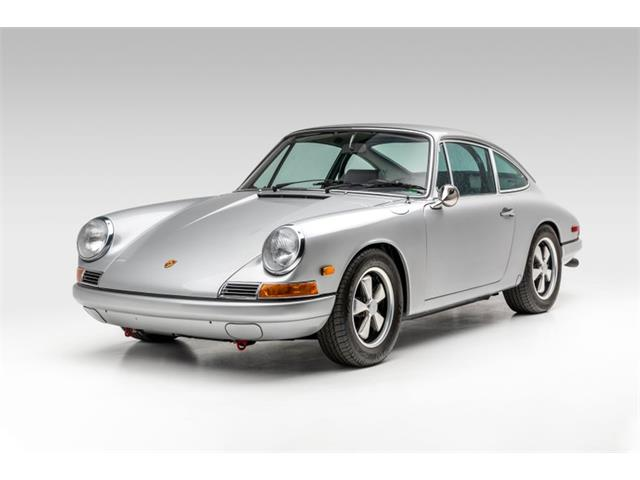 1968 Porsche 911 (CC-1274673) for sale in Costa Mesa, California