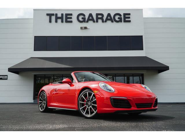 2017 Porsche 911 (CC-1274677) for sale in Miami, Florida