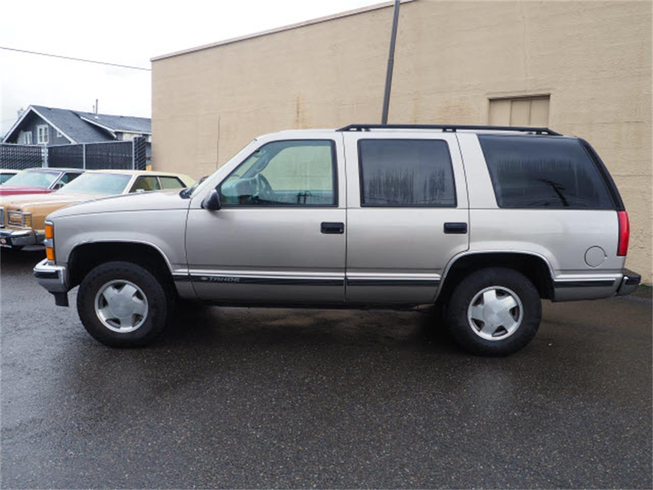 1999 Chevrolet Tahoe (CC-1274689) for sale in Tacoma, Washington
