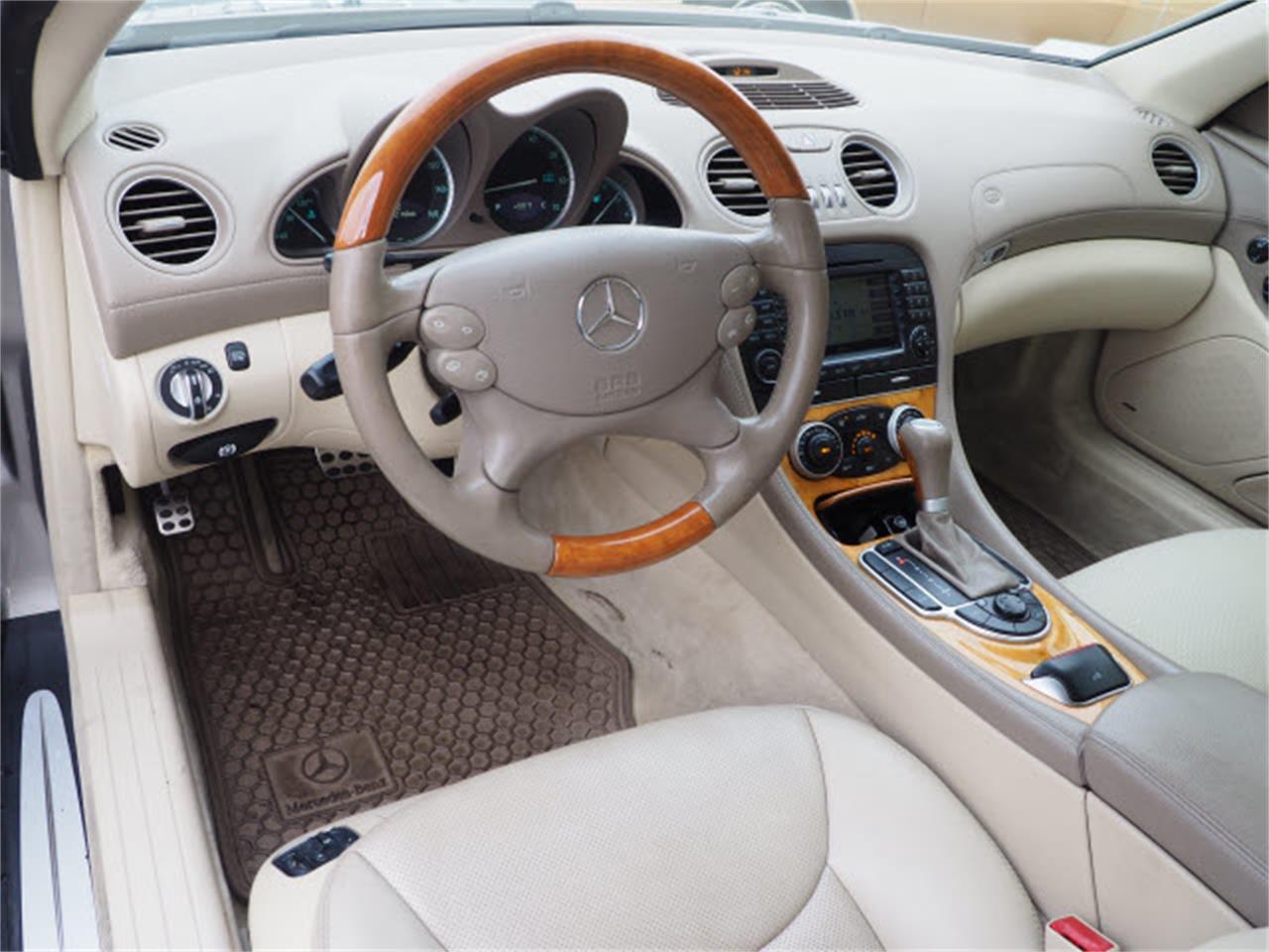 2005 Mercedes-Benz SL500 (CC-1274690) for sale in Tacoma, Washington