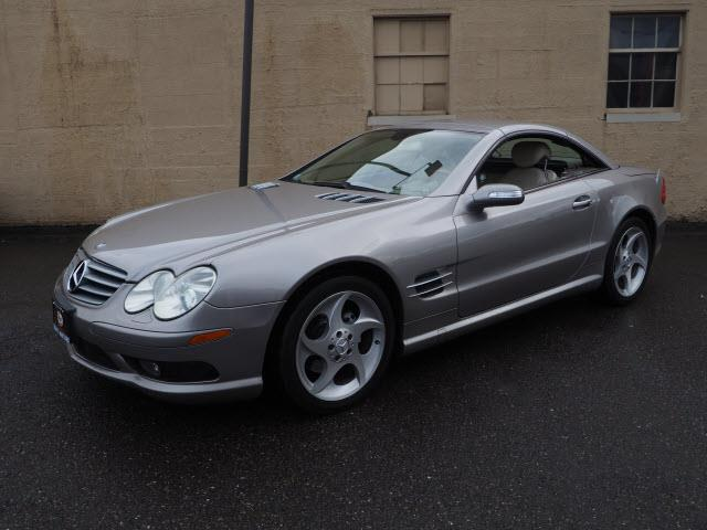 2005 Mercedes-Benz SL500 (CC-1274690) for sale in Tacoma, Washington