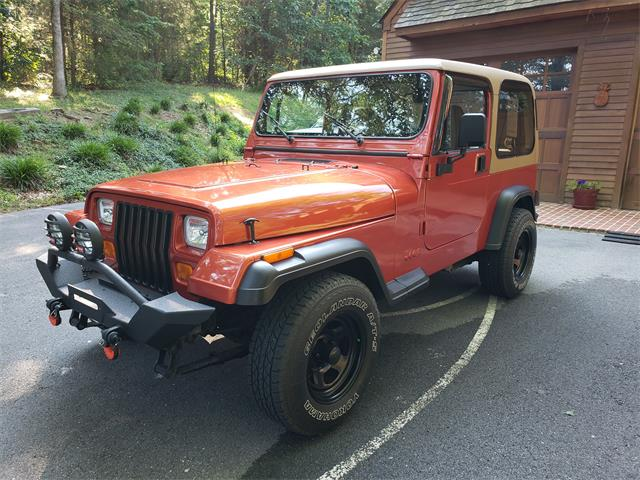 1995 Jeep Wrangler (CC-1274694) for sale in Hagerstown, Maryland
