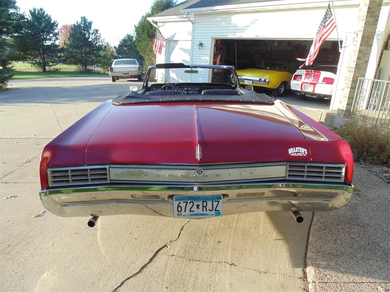 1966 Oldsmobile 88 Deluxe (CC-1274702) for sale in Rochester, Minnesota