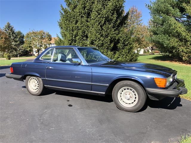 1982 Mercedes-Benz 380SL (CC-1274712) for sale in Perkasie, Pennsylvania