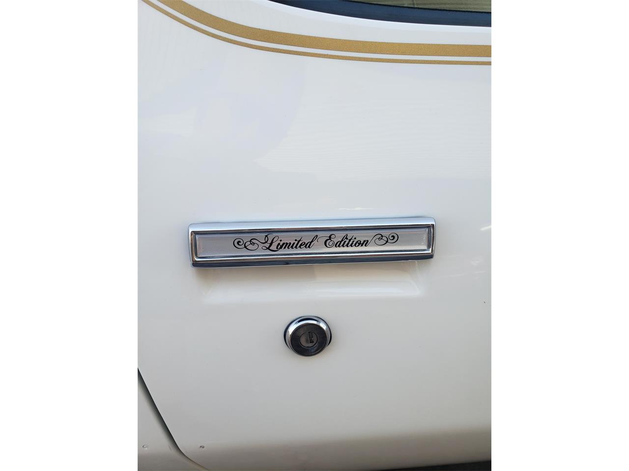 1981 Pontiac Firebird Trans Am (CC-1274715) for sale in Santee, California