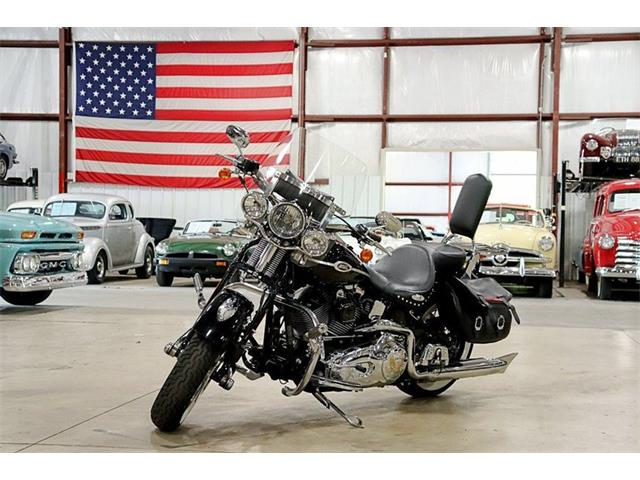2005 Harley-Davidson FLSTS (CC-1270475) for sale in Kentwood, Michigan