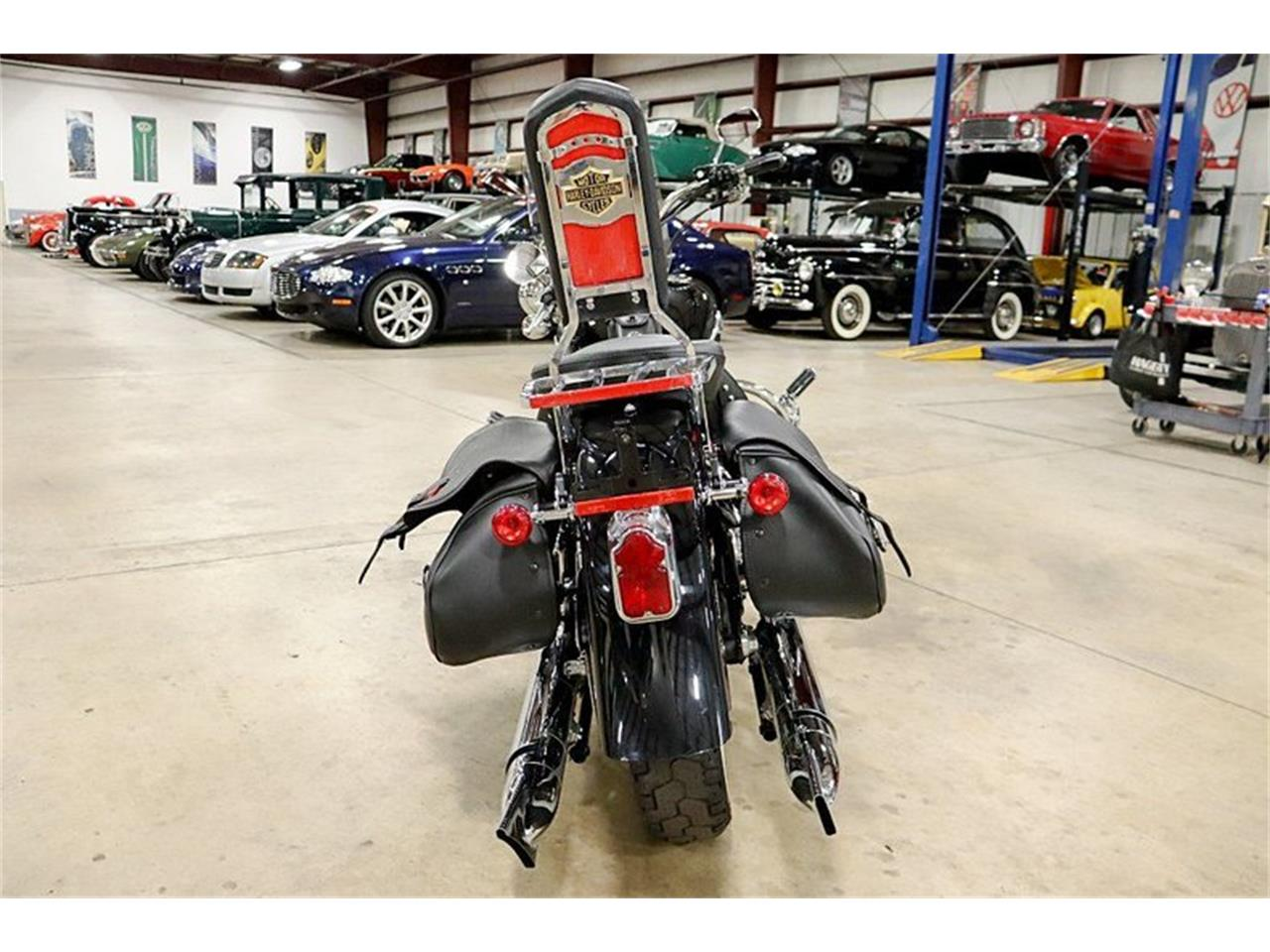 2005 Harley-Davidson FLSTS (CC-1270475) for sale in Kentwood, Michigan