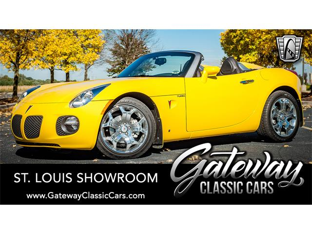2007 Pontiac Solstice (CC-1274768) for sale in O'Fallon, Illinois