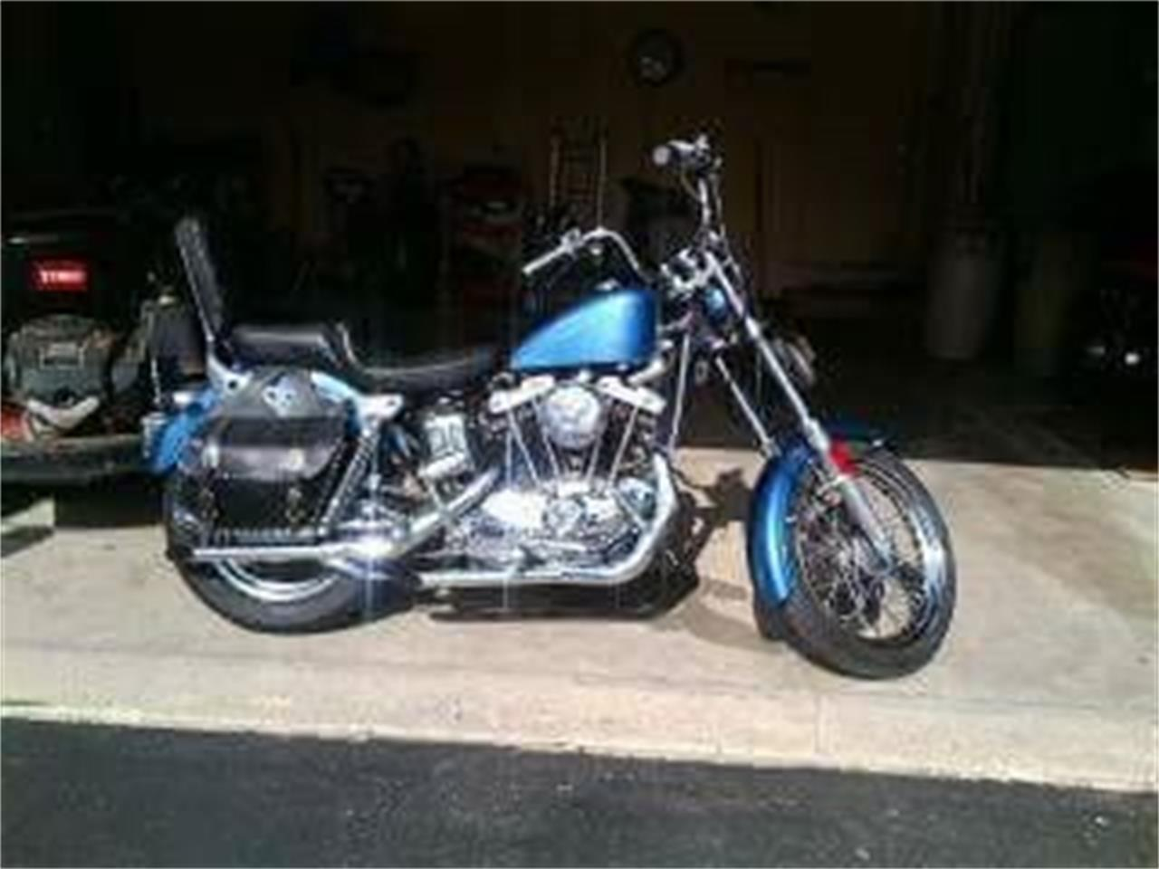 1973 Harley-Davidson Motorcycle (CC-1270478) for sale in Cadillac, Michigan