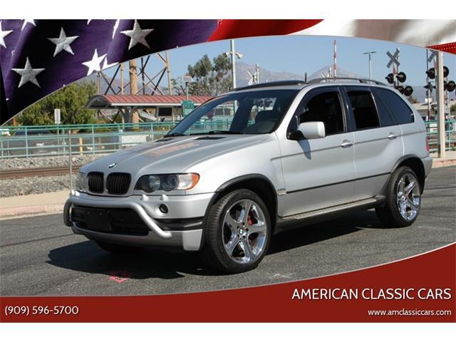 2002 BMW X5 (CC-1274786) for sale in La Verne, California