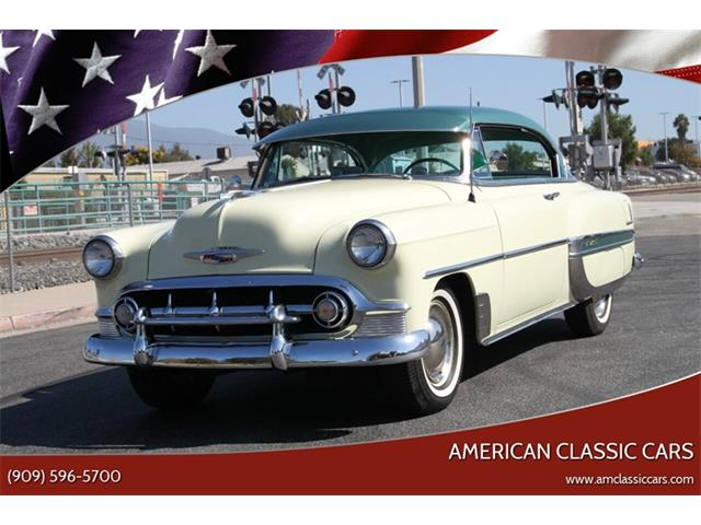 1953 Chevrolet Bel Air (CC-1274787) for sale in La Verne, California