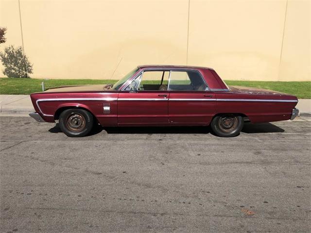 1966 Plymouth Fury III (CC-1274792) for sale in Brea, California