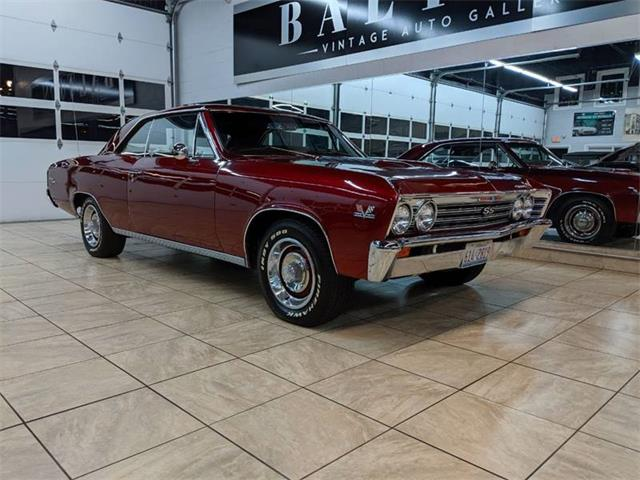 1967 Chevrolet Chevelle (CC-1274797) for sale in St. Charles, Illinois